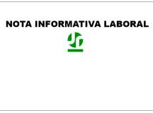 Nuevo Registro de Jornada Laboral