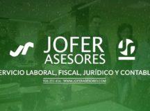 JOFER ASESORES TE DESEA FELIZ NAVIDAD