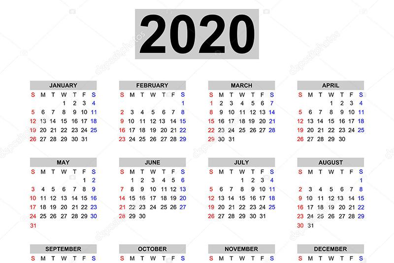 Castilla-La Mancha aprueba su calendario laboral para 2020, incluyendo el 19 de marzo, el 13 de abril y el 11 de junio como festivos