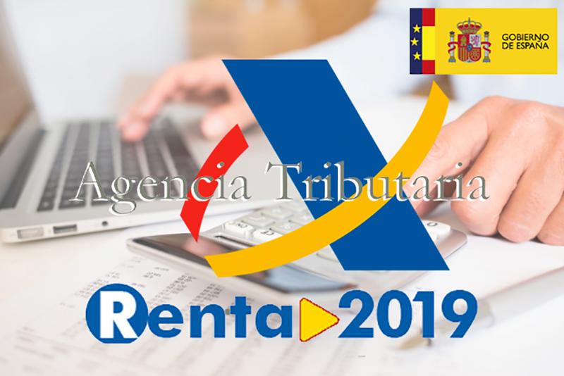 RENTA 2019 RESUMEN DECLARANTES NO OBLIGADOS